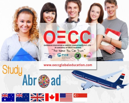 study in Australia made easy with OECC